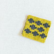 袋編みの講習会