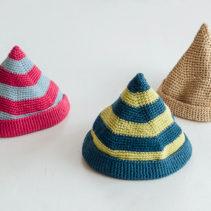 【出張WS】子供の三角帽子