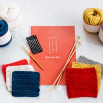 はじめての編み物