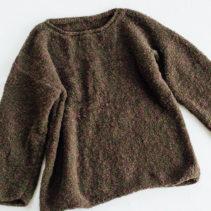 はじめてのセーター