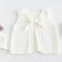 赤ちゃんの編み物