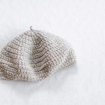 スタークロッシェのベレー帽