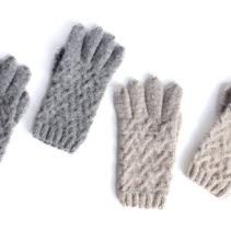 五本指の手袋
