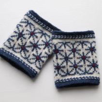 ラトビアの編み物・中級(Taurupe)