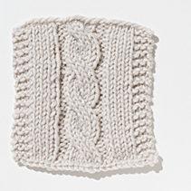 スワッチを編む会(棒針)