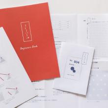 編み物基礎ブック・編み方レシピ
