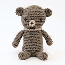 あみぐるみを編む会「クマ」